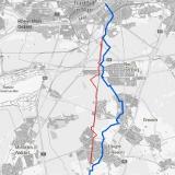 Radschnellweg Frankfurt-Darmstadt