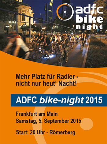 bike-night Flyer