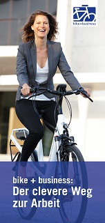bike + business-Infoflyer