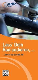 Adfc Hessen Fahrrad Codierung Haufige Fragen